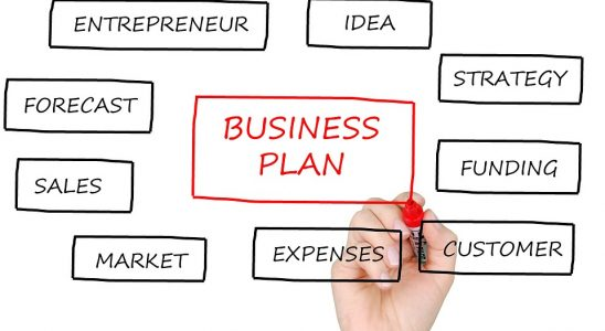 Business plan lieu evenementiel